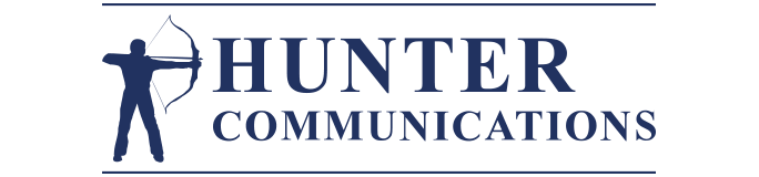 Hunter Communications Logo